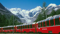 Swiss Alps Bernina Express Rail Tour from Milan, Milan, Rail Tours