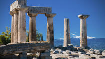 Athens Shore Excursion: Private Ancient Corinth Tour, Athens, Wine Tasting & Winery Tours