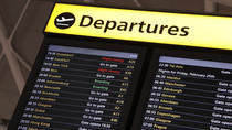Shared Departure Transfer: Hotel to Athens Airport, Athens