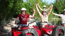Recorrido en quad desde Cancún, Cancun, 4WD, ATV & Off-Road Tours