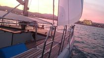 Sunset Catamaran Sailing in Mallorca, Mallorca, Sailing Trips