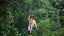 Beach View Zipline Tour in San Juan del Sur from Managua, Managua, Ziplines