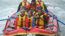Kicking Horse River Rafting Adventure for Beginners Including Lunch, Banff
