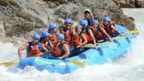 Kicking Horse River Whitewater Rafting, Banff