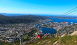 Bergen Shore Excursion: City Sightseeing Bergen Hop-On Hop-Off Tour, Norway