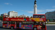City Sightseeing Lisbon Hop-On Hop-Off Tour, Lisbon, Full-day Tours