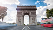 Paris City Hop-on Hop-off Tour, Paris, Hop-on Hop-off Tours