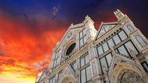 Entrance and Guided Tour of Santa Croce Basilica, Florence, Night Tours