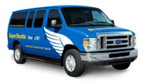 Shared Departure Transfer: Hotel to Austin-Bergstrom International Airport, Austin, Airport & ...