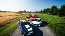 5-Hour Exotic Car Experience including Lunch, Toronto