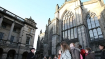 Secrets of Edinburgh's Royal Mile Afternoon Walking Tour with Optional Edinburgh Castle Tour, ...