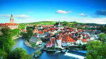 Private Return Day Trip from Melk to Cesky Krumlov - Transportation only or included a Guided Tour,...