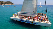 Costa Brava Catamaran Party Sail, Costa Brava