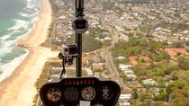 Cook Island and Dolphin Helicopter Flight from the Gold Coast, Gold Coast, Air Tours