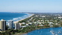 Northern Bribie Island, Point Cartwright and Mudjimba Scenic Helicopter Flight from Caloundra, ...