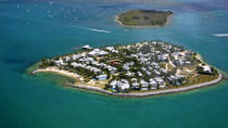 Helicopter Flight Over Seven Mile Bridge with Optional Sombrero Lighthouse and Duck Key Tour, Key ...