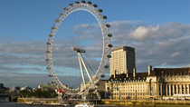 El London Eye, sin colas, Londres