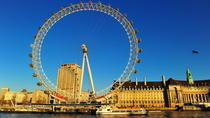 London Eye: Bootsfahrt auf der Themse, London, Day Cruises