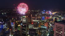 New Year's Eve at Sydney Tower Buffet Restaurant, Sydney