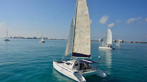 Private Catamaran Charter to Isla Mujeres Including Snorkeling, Cancun, Day Cruises