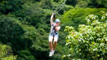 Canopy Zipline Tour from Guatemala City, Guatemala City, Adrenaline & Extreme