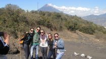 Pacaya Volcano Tour and Hot Springs with Lunch from Antigua, Antigua