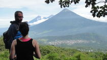 Pacaya Volcano Tour and Hot Springs with Lunch from Guatemala City, Guatemala City