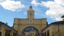Puerto Quetzal Shore Excursion: Antigua Guatemala with Optional Hot Springs, Guatemala