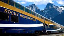 2-Day Rocky Mountaineer Train Journey from Jasper to Vancouver, Jasper, Overnight Tours