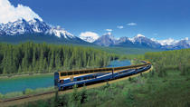 2-Day Rocky Mountaineer Train Journey from Vancouver to Jasper, Vancouver, Overnight Tours