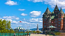 3-Night Independent Tour to Quebec City from Montreal, Montreal