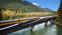 5-Day Rail Tour of the Canadian Rockies: Vancouver to Jasper, Banff, Lake Louise and Kamloops ...