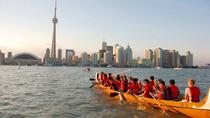 30-Minute Canoe Taxi Tour to Toronto Islands, Toronto