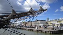 Helsinki City Walk with Fascinating Tunes from Finland, Helsinki, Hop-on Hop-off Tours