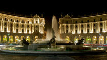 Small-Group Night Tour by Golf Cart, Rome, Hop-on Hop-off Tours