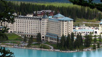 Private Arrival Transfer: Calgary International Airport to Lake Louise, Calgary, Airport & Ground ...