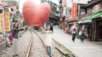 5-Hour Shifen Old Street Walk and Pingxi Sky Lantern Tour from Taipei, Taipei, Half-day Tours