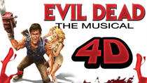 Evil Dead: The Musical im Planet Hollywood Resort & Casino, Las Vegas, Theater, Shows & Musicals