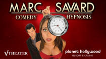 Marc Savard Comedy Hypnosis at Planet Hollywood Resort and Casino, Las Vegas, Theater, Shows &...