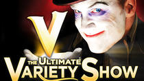 """""""V: The Ultimate Variety Show"""" im Planet Hollywood Resort & Casino, Las Vegas, Theater,..."""