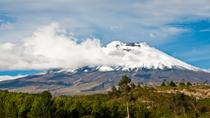 2-Day Andes Tour from Quito with Avenue of the Volcanoes Train Ride, Quito