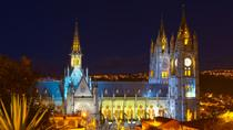 Private Tour: Quito by Night with Dinner, Quito, Private Tours