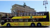 Berlin Hop-On Hop-Off Tour Including Entry to DDR Museum, ,