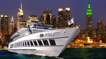 New York Dinner and Nightlife Cruise, New York City, Night Cruises