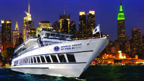 New York Dinner Cruise, New York City, Dinner Cruises