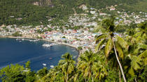 St Lucia Speed Boat and Sightseeing Tour to Soufriere, St Lucia, null