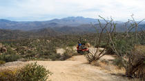 U-Drive ATV Tour in the Sonoran Desert, Phoenix, 4WD, ATV & Off-Road Tours