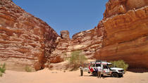 Private 4WD Jeep Safari and Hiking in the Colored Canyon, Sharm el Sheikh, null