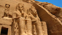 Private Tour: Abu Simbel by Minibus from Aswan, Aswan, null