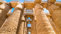 Private Tour: Luxor East Bank, Karnak and Luxor Temples, Luxor, null
